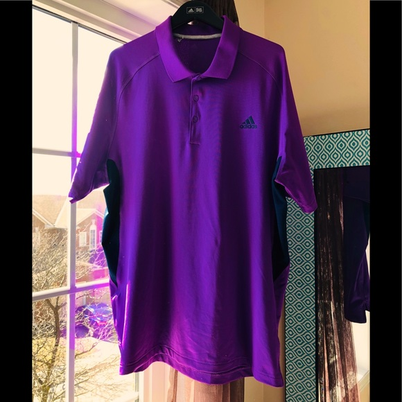 ADIDAS Climacool 1921 Men's Committee Golf Shirt